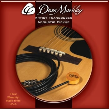 Dean Markley Artist Transducer 3000 Acoustic Guitar Pickup