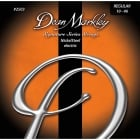 Dean Markley Nickel Steel Electric Guitar Strings 3-pack 10-46