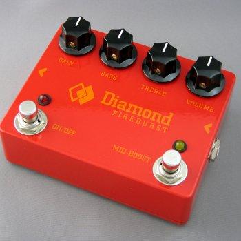Diamond Pedals Fireburst Fuzz