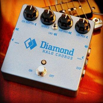 Diamond Pedals HCH1 Halo Chorus