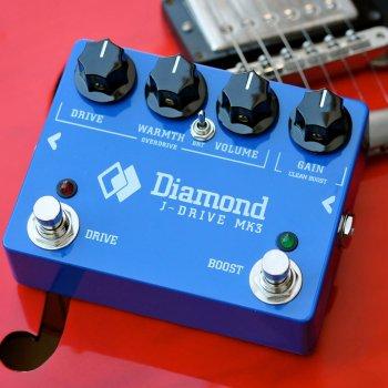 Diamond Pedals JDR3 J-Drive Mk3