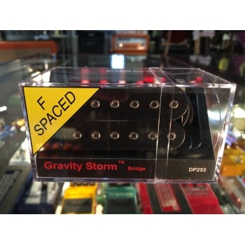 Dimarzio Gravity Storm F-Spaced Bridge Pick Up