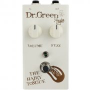 Dr Green The Hairy Tounge Dynamic Fuzz Pedal