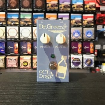 Dr Green Octa Dose Octave Bass Pedal
