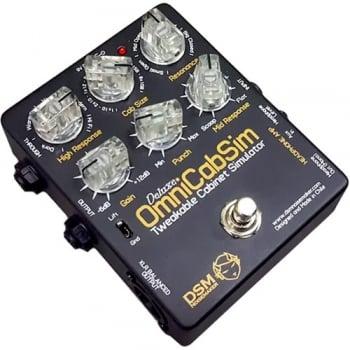 DSM Noisemaker OmniCabSim Deluxe Tweakable Cabinet Simulator
