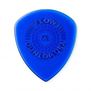 Dunlop 549P.73 Flow Standard Pick / Plectrum .73mm  6-Pack