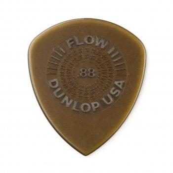 Dunlop 549P.88 Flow Standard Pick / Plectrum .88mm  6-Pack