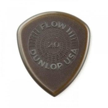 Dunlop Dunlop 549P2.0 Flow Standard Pick / Plectrum 2.0mm  6-Pack
