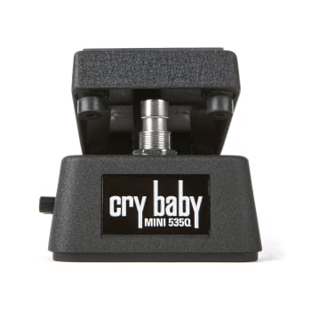 Dunlop Cry Baby Mini 535Q Wah Pedal