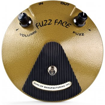 Dunlop EJF1 Eric Johnson Fuzz Face
