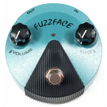 Dunlop FFM3 Jimi Hendrix Fuzz Face Mini - Pre-Owned - Very Good Condition