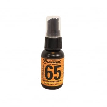 Dunlop Formula 65 Guitar Polish Spray 1oz Bottle