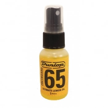 Dunlop Formula 65 Lemon Oil Guitar Fretboard Cleaner