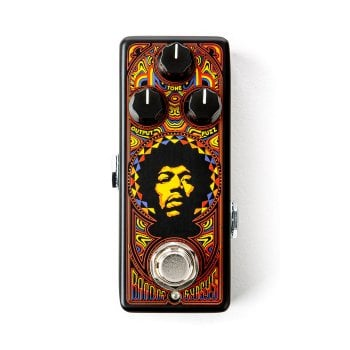 Dunlop Hendrix '69 Psyche Series Band Of Gypsys Mini Fuzz Pedal