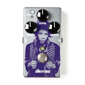 Dunlop JHM7 Hendrix Univibe Chorus Pedal