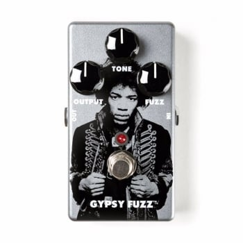 Dunlop JHM8 Jimi Hendrix Gypsy Fuzz Limited Edition Guitar Effect Pedal