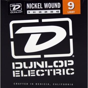 Dunlop Light Guitar Strings (9 - 42)