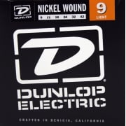 Dunlop Light Guitar Strings (9 - 42)