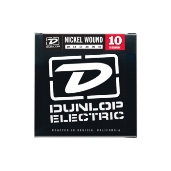 Dunlop Medium Guitar Strings (10 - 46)