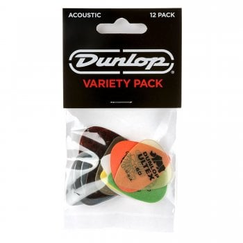 Dunlop PVP112  Acoustic Pick Variety Pack