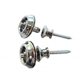 Dunlop Straplocks (Nickel)
