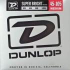 Dunlop Super Bright Bass Strings (45 - 105)