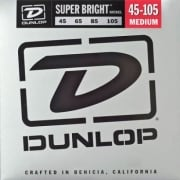 Dunlop Super Bright Bass Strings (45 - 105)