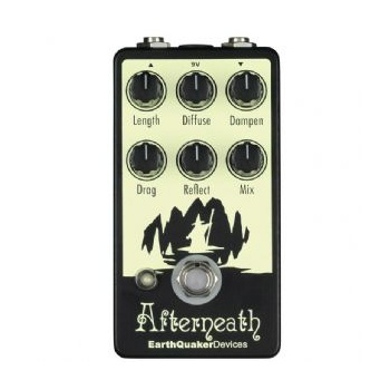 EarthQuaker Devices Afterneath Otherworldly Reverberator V2