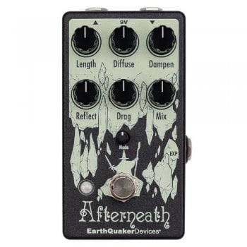 EarthQuaker Devices Afterneath Otherworldly Reverberator V3