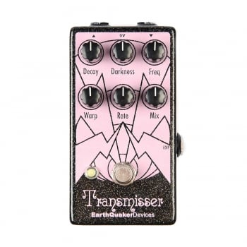 EarthQuaker Devices Earth Quaker Devices Transmisser Modulated Reverb
