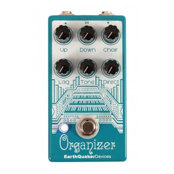 EarthQuaker Devices Organizer Polyphonic Organ Emulator