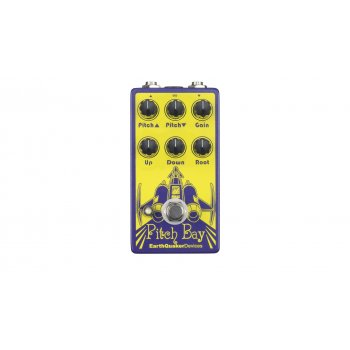 EarthQuaker Devices Pitch Bay Polyphonic Harmonizer