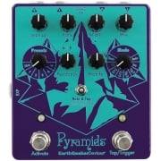 EarthQuaker Devices Pyramids Stereo Flanger Guitar Pedal