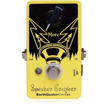 EarthQuaker Devices Speaker Cranker V2 Overdrive