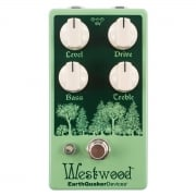 Earthquaker Devices Westwood Translucent Overdrive Guitar Pedal