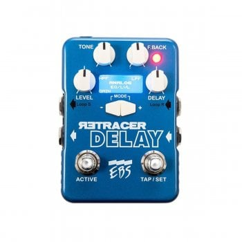 EBS ReTracer Delay Workstation Bass Pedal