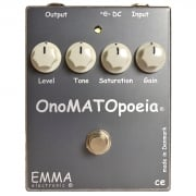 Emma Electronic OMP-1 OnoMATOpoeia Booster Overdrive Pedal