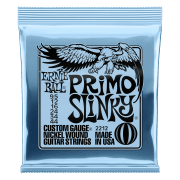 Ernie Ball 2212 Primo Slinky Electric Guitar Strings -  9.5-44