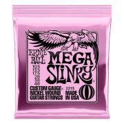 Ernie ball 2213 Mega Slinky Electric Guitar Strings 10.5-48