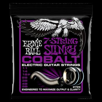 Ernie Ball Cobalt Power Slinky 7 String 11-58