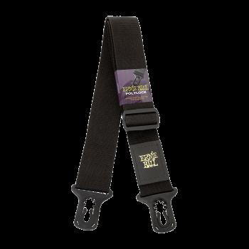 Ernie Ball Poly Lock Locking Guitar Strap No Need For Strap Locks