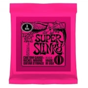 Ernie Ball Super Slinky Guitar Strings 3 Pack