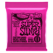 Ernie Ball Super Slinky Guitar Strings