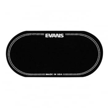 Evans EQPB2 Black Nylon Drum Patch Impact Pad