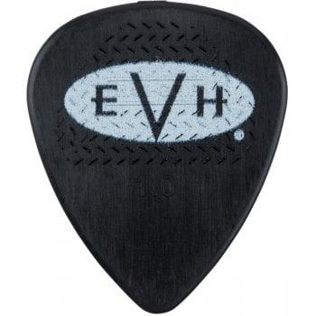 EVH (Eddie Van Halen) Signature Picks, Black/White, 1.00 mm, 6 Count