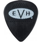 EVH (Eddie Van Halen) Signature Picks, Black/White, 1.00 mm, 6 Count