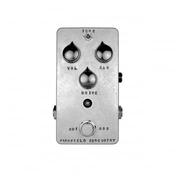 Fairfield Circuitry The Barbershop Millennium Overdrive Pedal