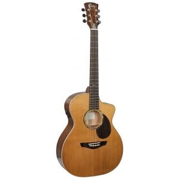 Faith FG1HCE Legacy Mahogany Earth Cutaway Electro Acoustic Guitar