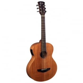 Faith FNDMG Nomad Mini Neptune Electro Acoustic Guitar