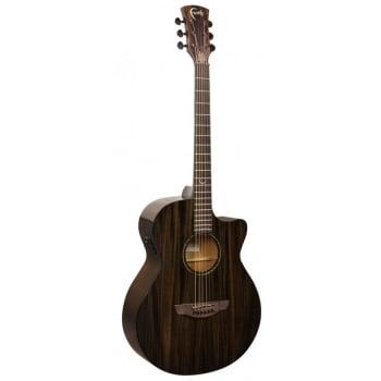 Faith FPVCK Nexus Series Venus Cutaway  Electro-Acoustic Guitar (Copper Black)